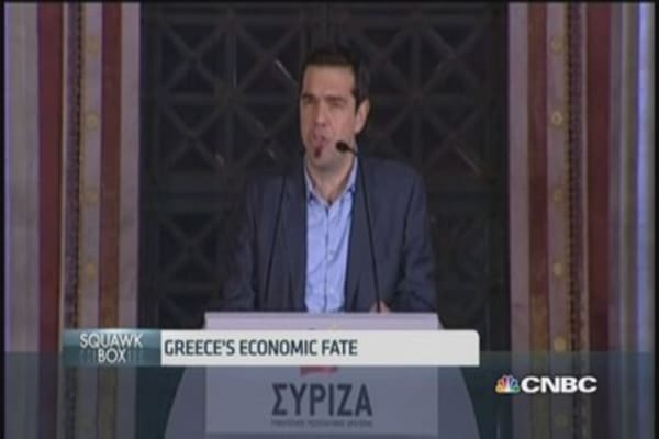 Greece's new government: Challenges ahead