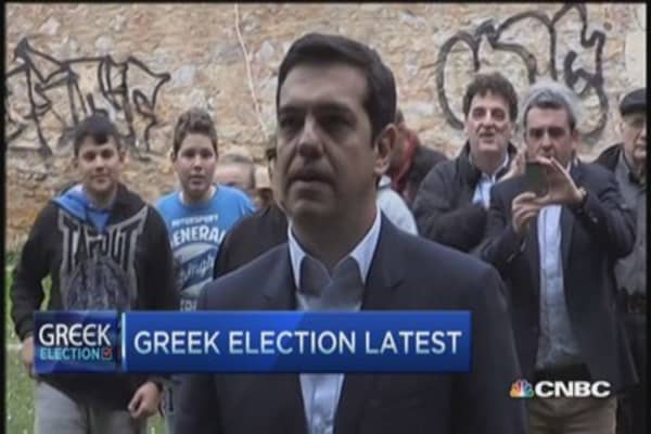 Greece elections aftermath