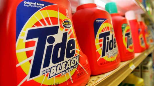 Procter & Gamble's Tide