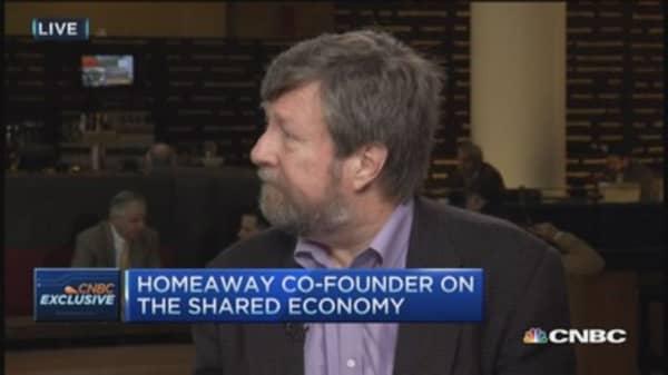 Rental disruptor HomeAway