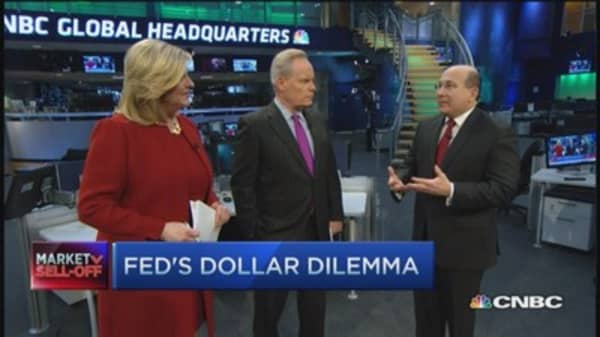 Insana: Fed's dollar dilemma