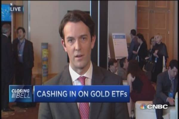 Prospecting for gold ETFs
