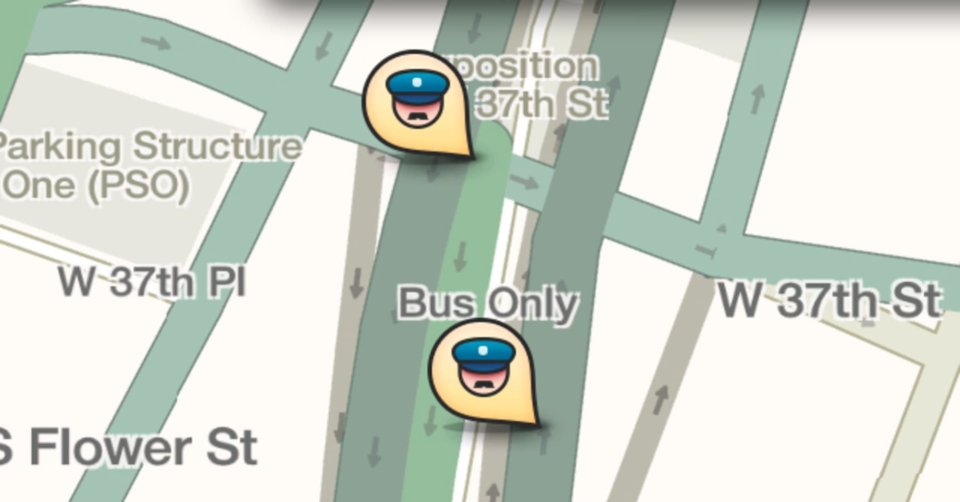 Lapd Chief Says Google App Waze Is Possible Danger To Police