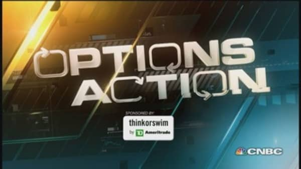 Options Action: Earnings bust for FB?