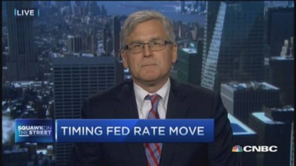 Fed could raise in second half: Analyst