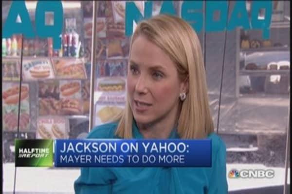 Yahoo rose on Alibaba's back: Shareholder