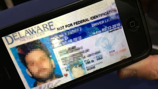 Delaware is aiming to be the first state to offer virtual driver's licenses accessed through a secure smartphone app.