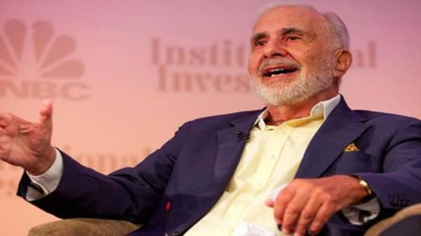 Icahn: Why I'm very pleased with Apple