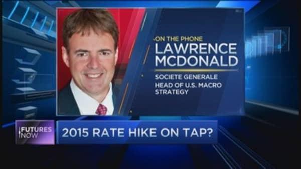 Larry McDonald: Dollar rally poses major problem