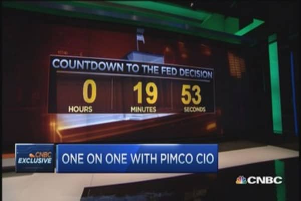 PIMCO CIO: Fed's 2 key words - Patience and transitory
