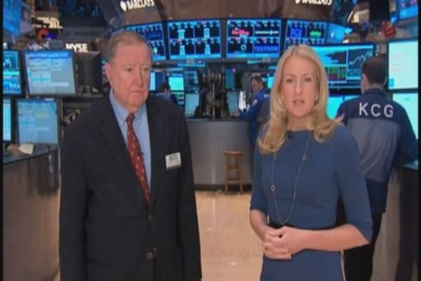 Cashin says: Even after Fed, oil hurts markets