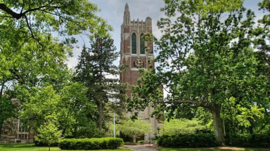 Beaumont Tower, Michigan State University