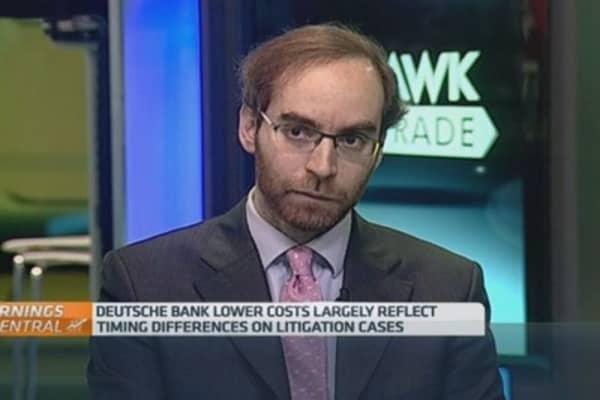 Deutsche Bank still faces 'headwinds': Pro