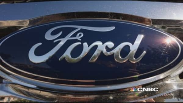 Ford beats Street on bottom line
