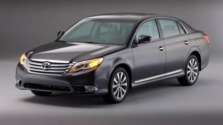 2011 2012 Toyota Avalon