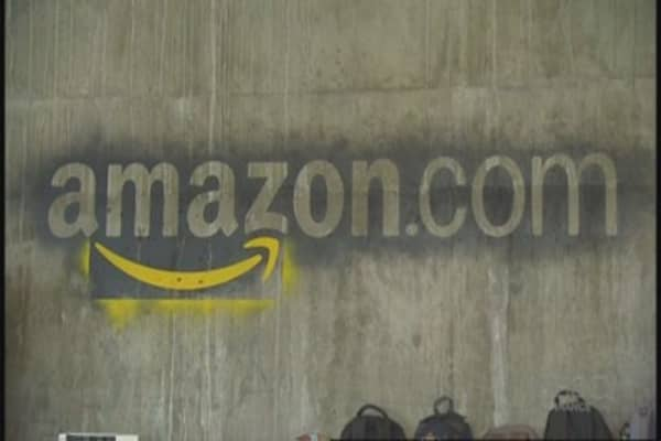Amazon a top pick for 2015: Analyst