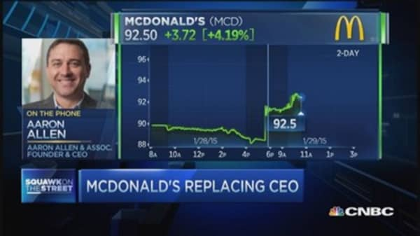 MCD schooled by 33-year-old at BK: Analyst