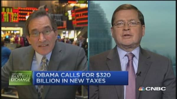 Norquist on Obama's taxing plans