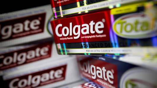 Colgate-Palmolive's Colgate Total brand toothpaste