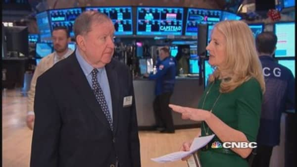 Cashin says: Watch oil & the S&P