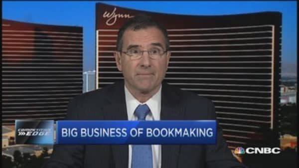 $4 billion bookmaking biz