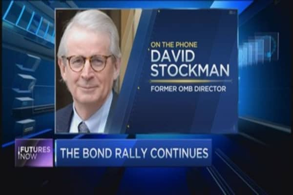 David Stockman: Fed made up of 'cowards'