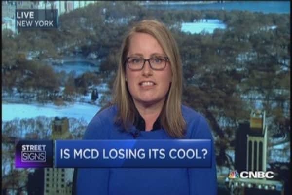 MCD has a brand & technology problem: Expert
