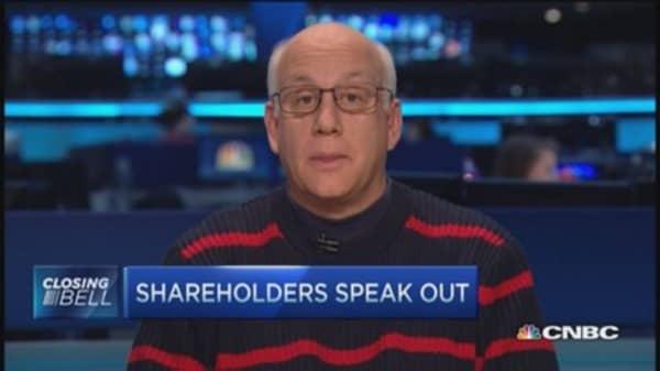 MCD CEO switch not surprising: Shareholder