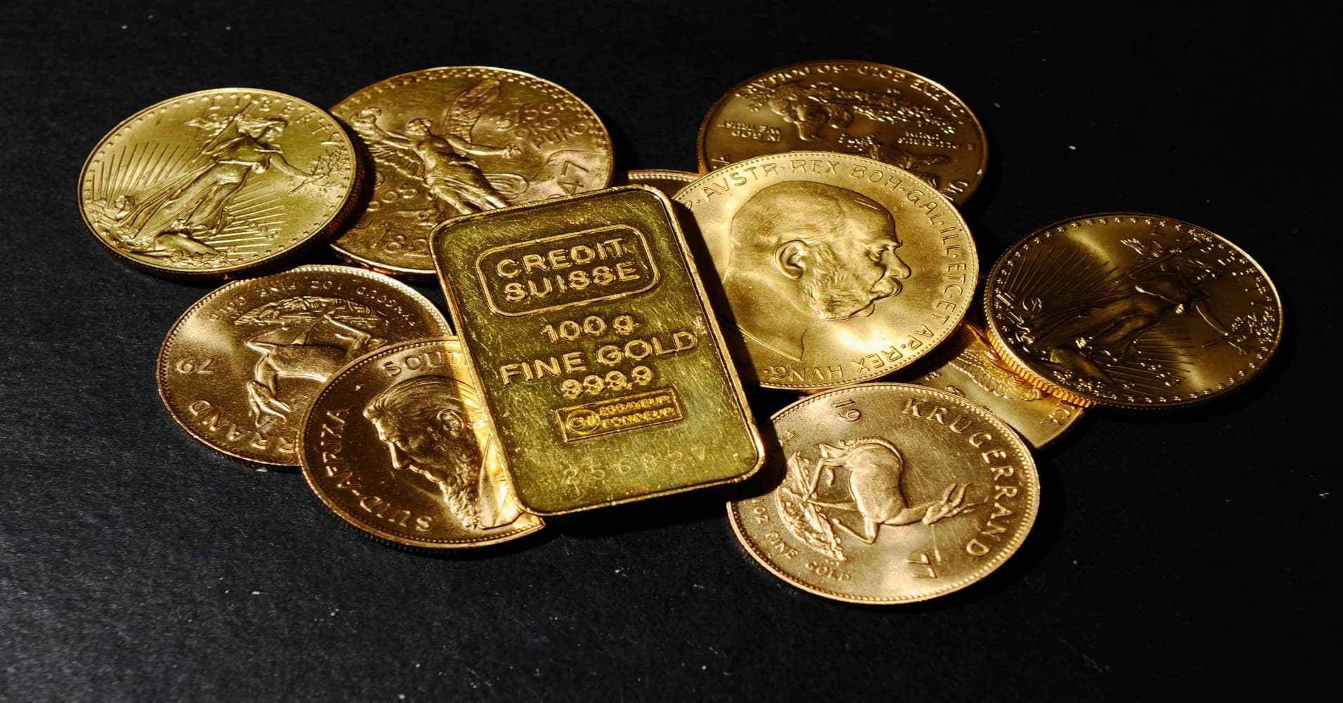 Gold prices: Dollar in focus following Fed chair's speech