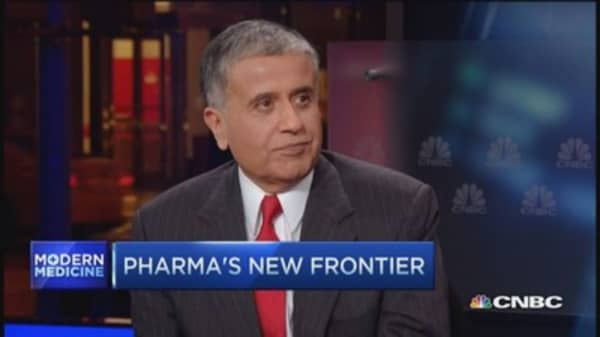 Reinventing pharma next big frontier: Pro