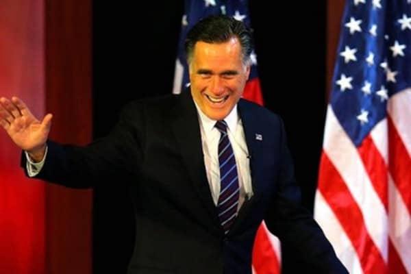 Mitt Romney says he won't run in 2016