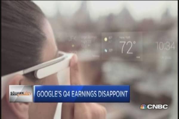 Concerns over Google's discipline
