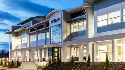 AbbVie facility in Ireland