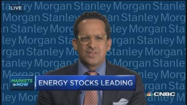 Buy energy stocks now