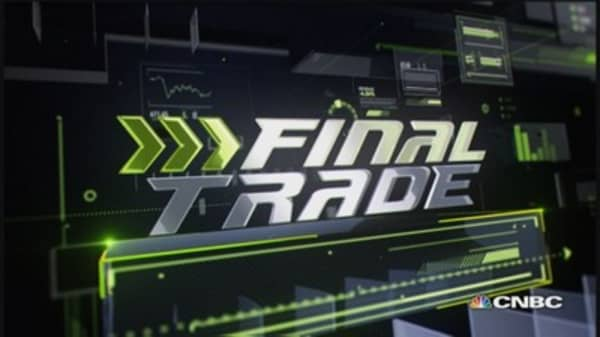 Fast Money Final Trade: COP, LMT, DIS & GDX