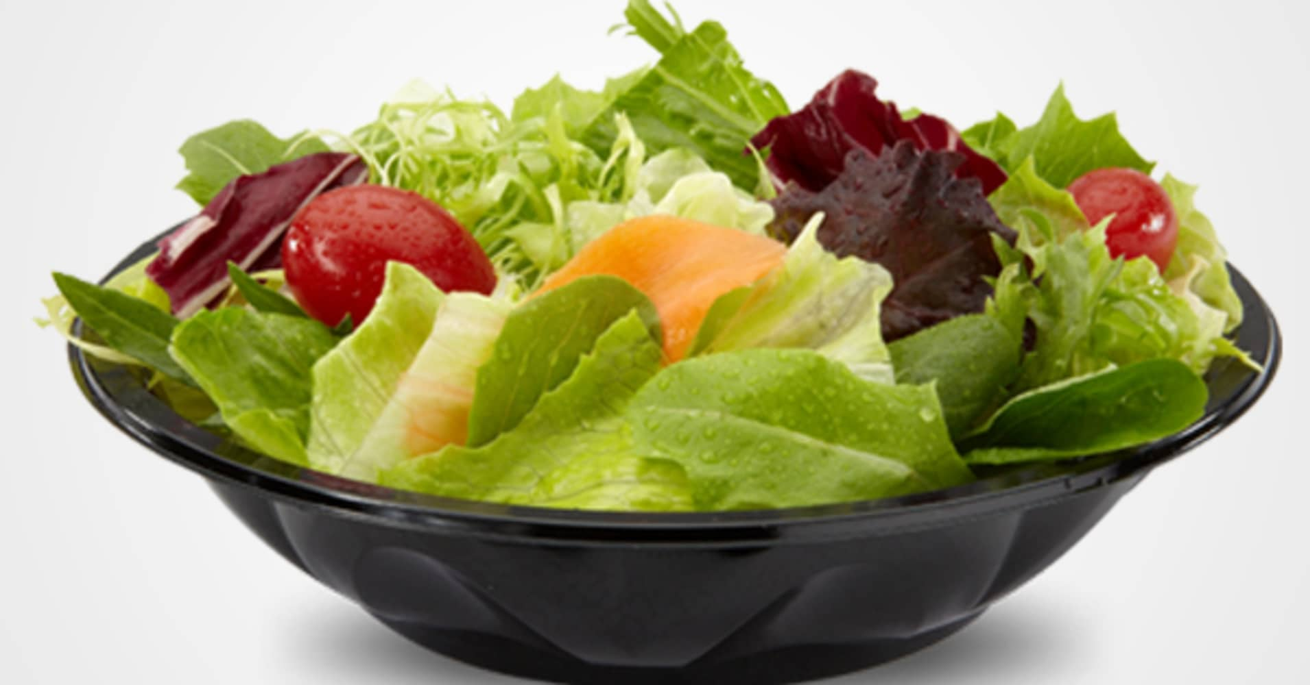 Image result for side salad mcdonalds