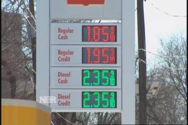Oil companies slash spending
