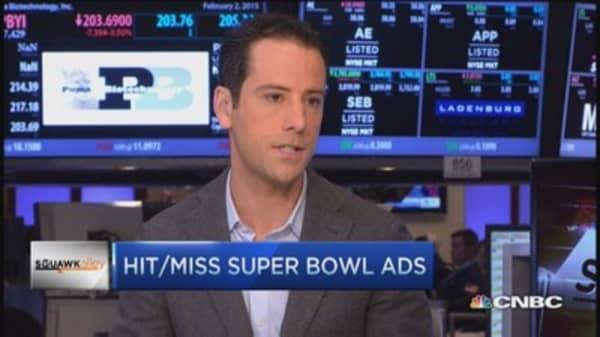 Ads worth $4.5 million price tag: Steinberg