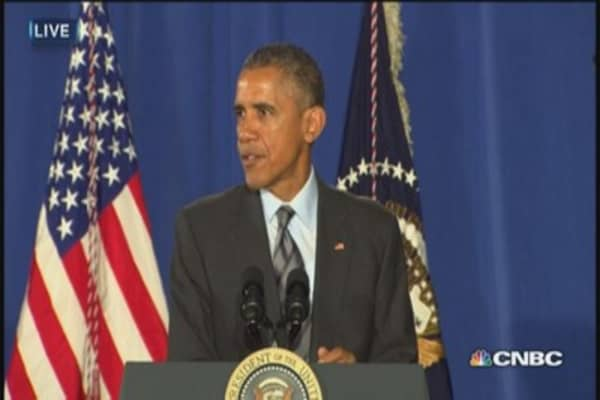 Obama: My budget helps working families