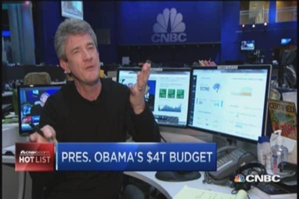 Obama's budget heats up CNBC.com