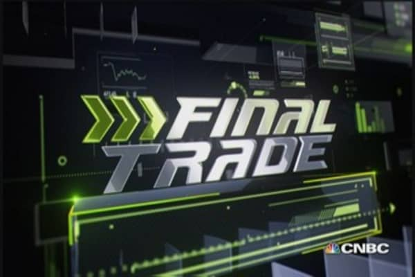 Fast Money Final Trade: EEM, AAPL, URI & GMCR