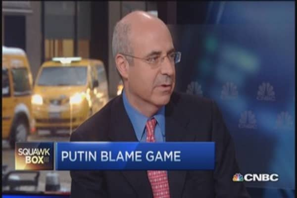 Nobody put Putin in a corner: William Browder
