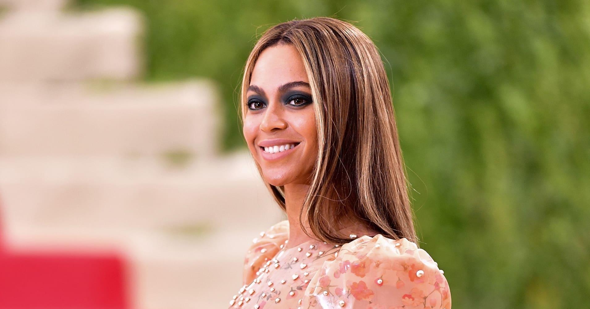 Beyonce Vegan Food Delivery