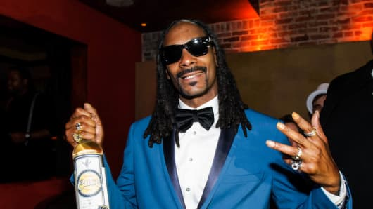 Snoop Dogg is an investor in Brazilian spirit Cuca Fresca.