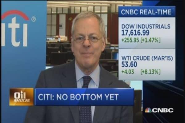 Citi: No oil bottom yet