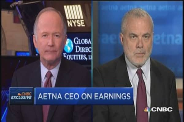 Aetna raises salaries