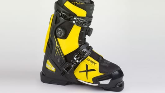 One of Apex Ski Boots' syles