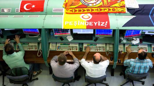 Borsa Istanbul, Turkey's stock exchange