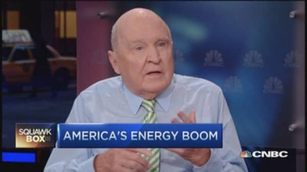 Global crosscurrents abound: Jack Welch