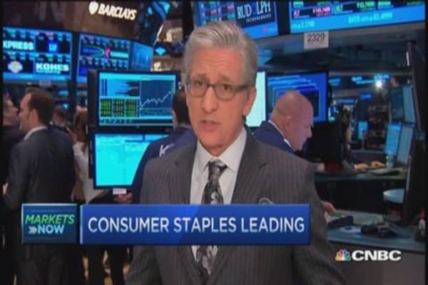 Pisani's market open: 4 market stressors